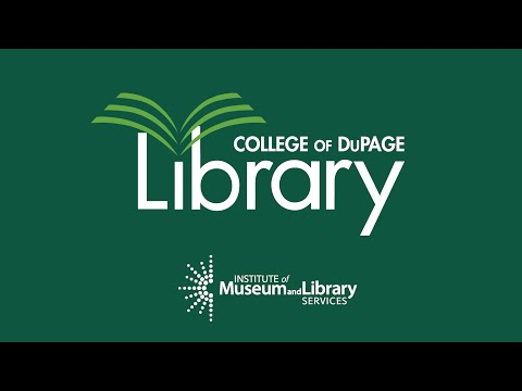 College of DuPage Library: Your Resource