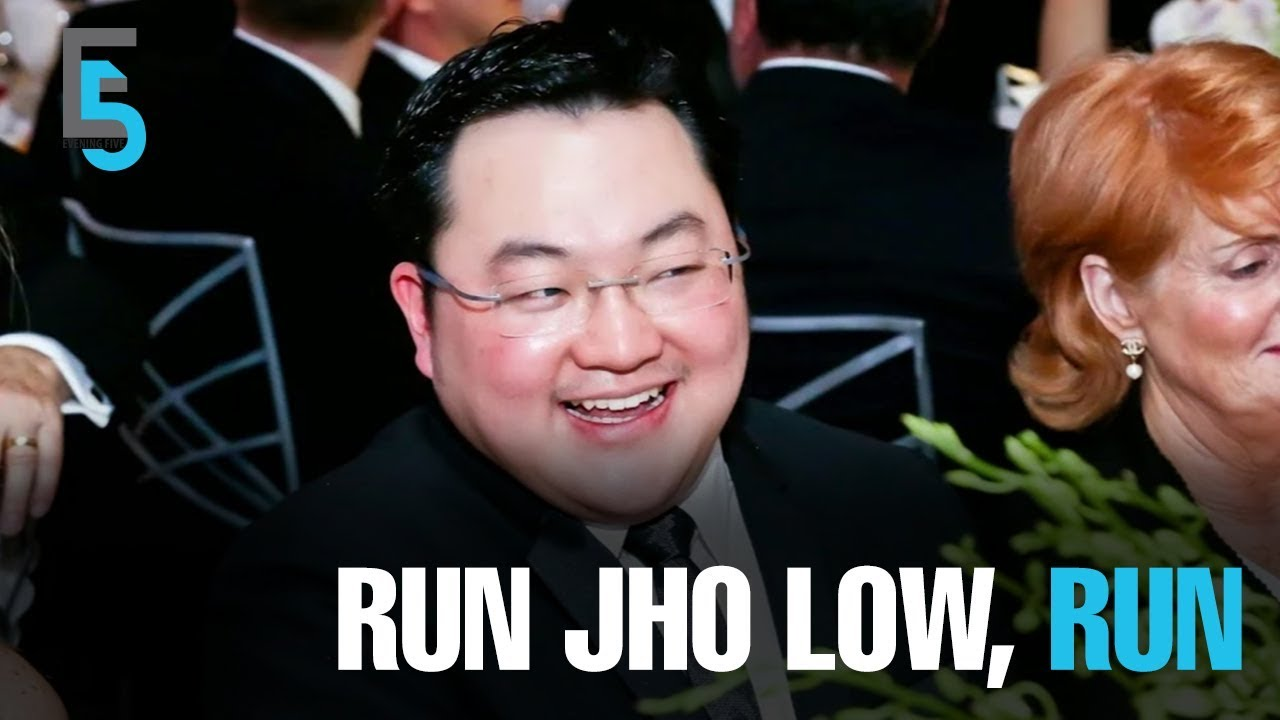 EVENING 5: Jho Low located in Macau
