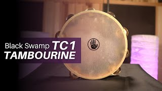 Black Swamp TC1 Tambourine | The Orchestral Standard