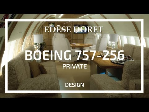 Private Boeing 757-256  designed by Edese Doret