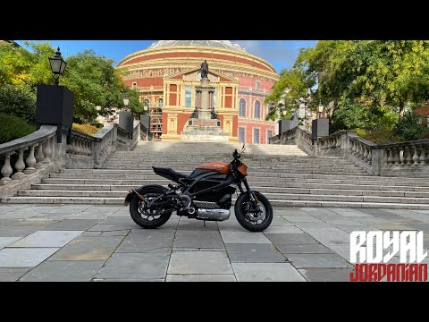 Harley-Davidson Livewire - They quote engine size in Cubic Inch | Electric !