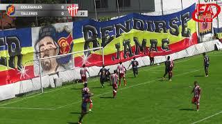 FATV 17/18 Fecha 8 - Colegiales 0 - Talleres 0