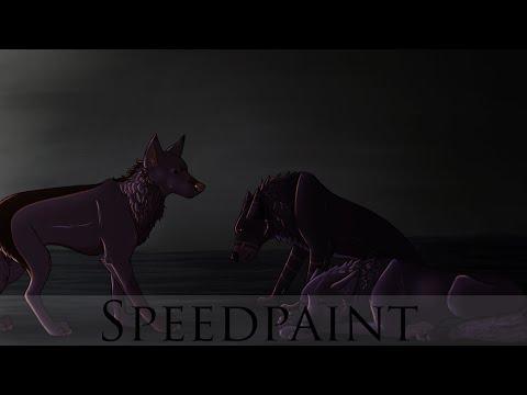 I'm sorry *wolf speedpaint*