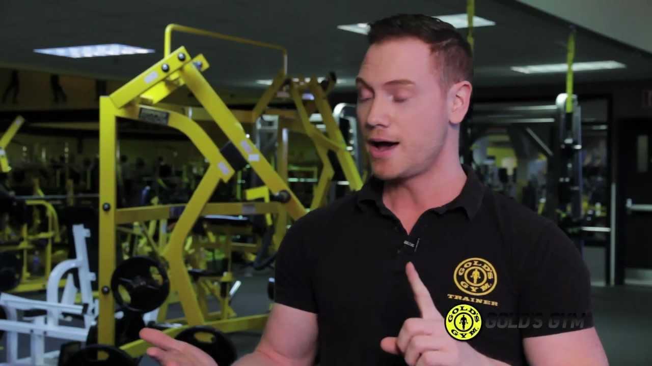 Golds Gym Calgary / Canada - Fitness Exercise BodyBuilding ...