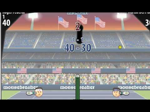 d25d18cb13fd1 sport heads tennis open - YouTube