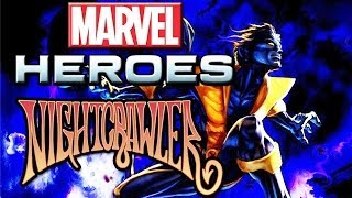 Marvel Heroes - Nightcrawler