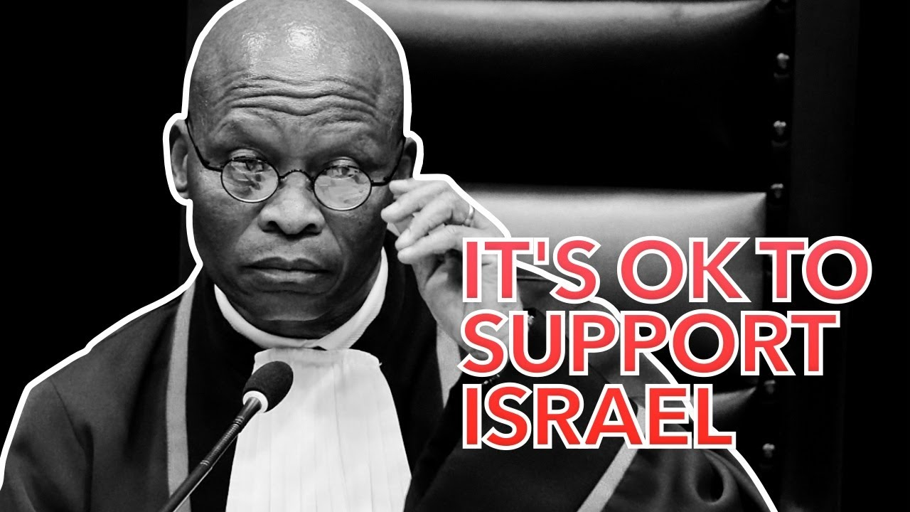 It's Ok To Support Israel