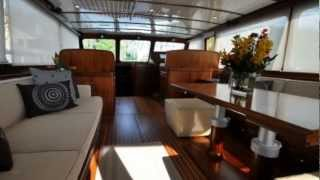 Chance - 2009 72' Vicem 72 Fly Bridge Classic Cruising Motor Yacht- Annapolis Maryland (Walczak)
