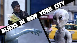 Download Video Aliens In NYC MP3 3GP MP4