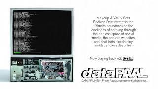 Makeup And Vanity Set   Sysex  DATA093