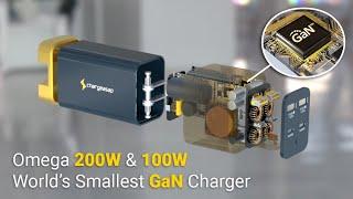 100W, 200W 고속충전기 이거 하나면 된다!