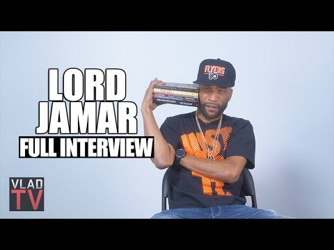 Lord Jamar on Book Phones, Jay-Z, OJ, Usher, Kendrick, Boosie (Full Interview)