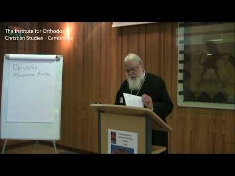 Metropolitan Kallistos Ware on 'The Theology of Dreams - Angelic and Demonic'