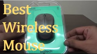 Logitech M235 Wireless Mouse | Unboxing & Review