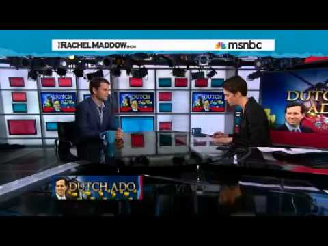 Rick Santorum vs The Netherlands, on Rachel Maddow