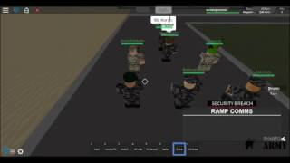Roblox Army March