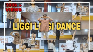 Ritviz - Liggi Dance Video   Class  Choreography   By Bikky Ghimire
