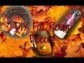 DIY Fall Room Decor ~ That DIY Gal