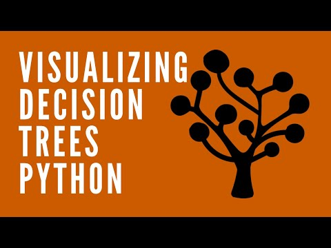 Visualizing a Decision Tree using Python - YouTube