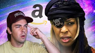 Weird Amazon Movie Trailers