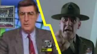 Germano Mosconi versus Sergente Hartman