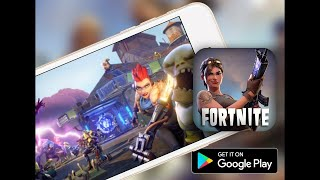 HOW TO DOWNLOAD FORTNITE ON UR ANDROID DEVICE ! NOT CLICKBAIT 100 % ( FORTCRAFT ) IN ANY COUNTRY