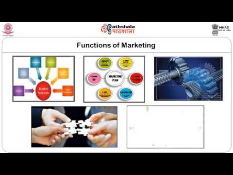 Marketing of library and Information Services V1