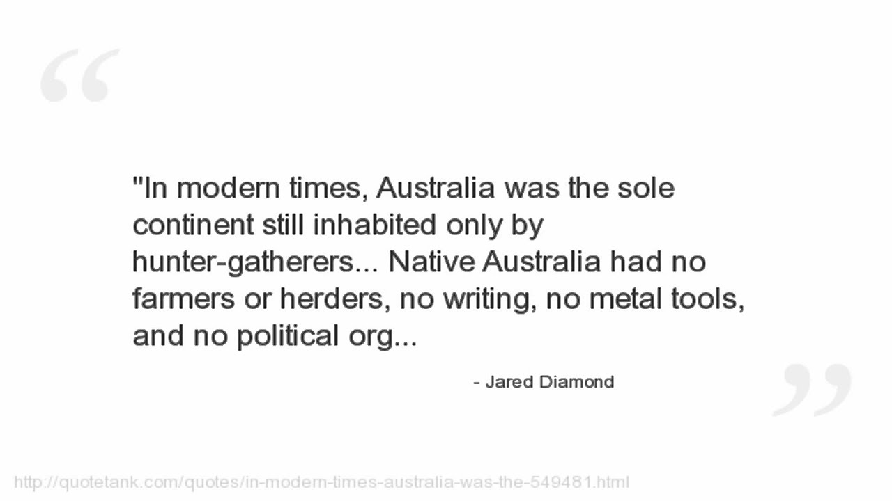Diamond Quotes Jared Diamond Quotes  Youtube
