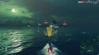 World of Warships Hallowen Event