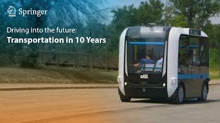 Driving into the Future: Transportation in 10 Years