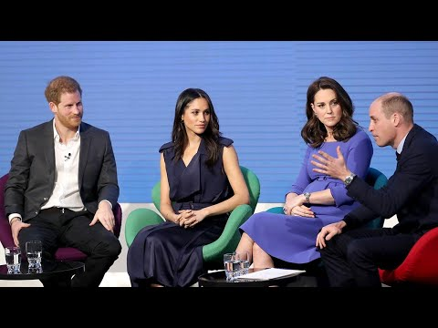 Why Prince Harry and Meghan Markle Cut Ties From Prince William and Kate Middleton's Charity