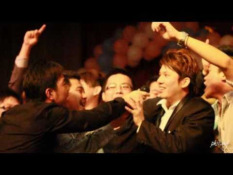 Kian Aik's Wedding Dinner - Friends Karaoke