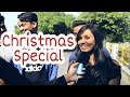Christmas Special: Asking Silly Question to Cute Girl's Ft. AK | RacK off Productions
