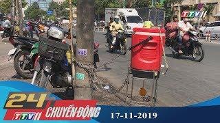 Tây Ninh TV   24h Chuyển động 17-11-2019   Tin tức ngày hôm nay