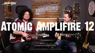 The Atomic Amplifire 12 With Rabea & Pete