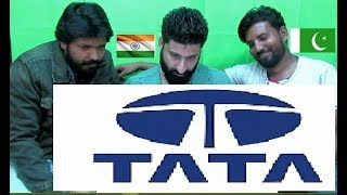 Pakistani reaction on |  How BIG is TATA? || Documentary about Tata | Ab bus reaction