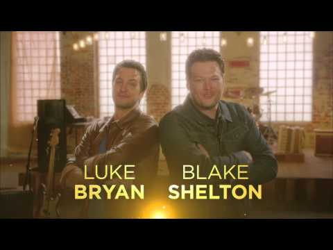 Uniting Two Of The Greatest Voices In The Country - 2013 ACM Awards