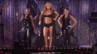 Mariah Carey dances to Katy Perry's