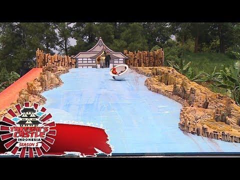 Belum Apa Apa Mangkuknya Udah Terbalik, Kocak Nih  - Takeshi's Castle Indonesia (14/11)