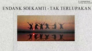 Gambar cover Endank Soekamti - Tak Terlupakan (Official Vidio Lyrics)