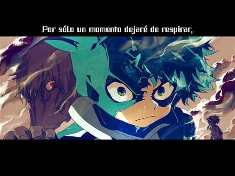 Boku no hero academia OP 2 「Peace Sign」Fandub Español Latino【SINAY】
