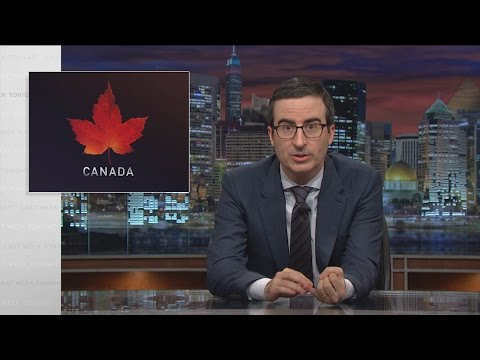 Last Week Tonight with John Oliver: Canadian Election (HBO)