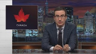 Canadian Election: Last Week Tonight with John Oliver (HBO)