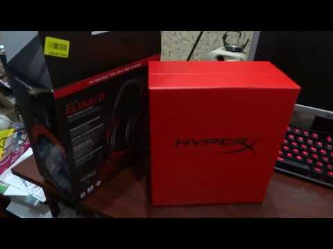 Наушники HyperX Cloud II (KHX-HSCP-RD) Red