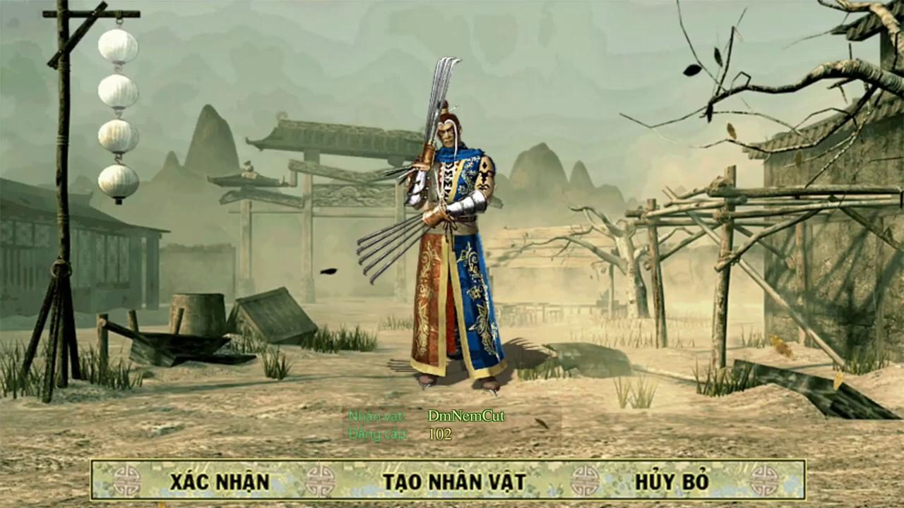 """Cách Tăng Điểm Tiềm Năng – Kỹ Năng & Build Đồ Môn Phái """" ĐƯỜNG MÔN """" Game Võ Lâm Việt Mobile"""