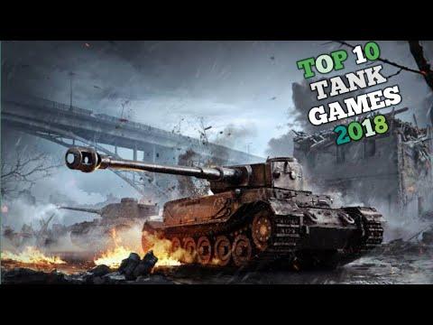 Top 10 Tank Games In Android 2018 | Offline/online