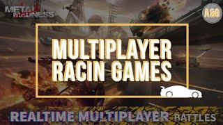TOP 5 MULTIPLAYER RACING GAMES OFFLINE & ONLINE