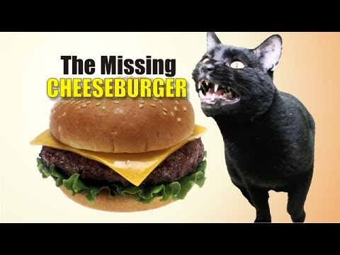 Thumbnail: Talking Kitty Cat 32 - The Missing Cheeseburger