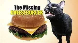 talking kitty cat 32 the missing cheeseburger