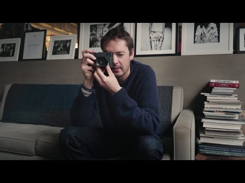 "Marcus Wainwright about the Leica M Monochrom ""Stealth Edition"""